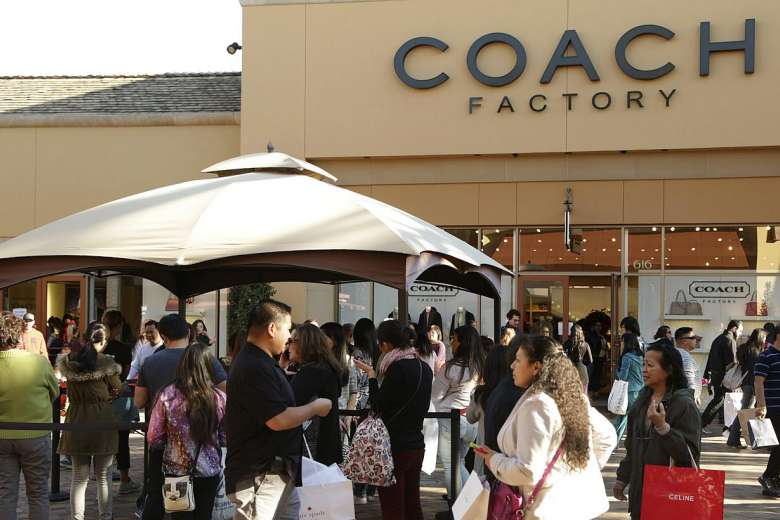 Coach Factory Outlets – A More Sensible Choice For Purchasing Discount Coach Purses