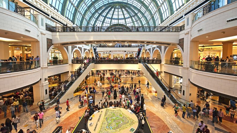 The Very Best Things you can do in the Shopping Center
