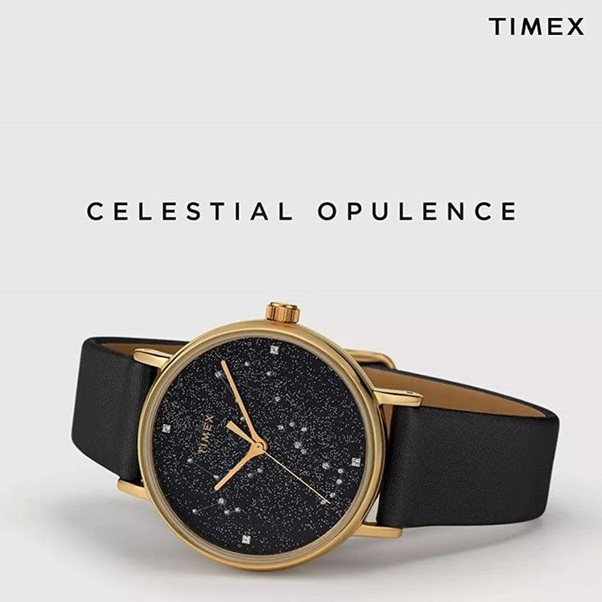 This is how you pair the exquisite Timex Opulence with Ethnic Wear