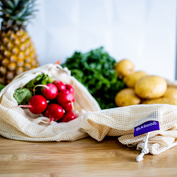 What is the usage of Reusable Produce Bags?