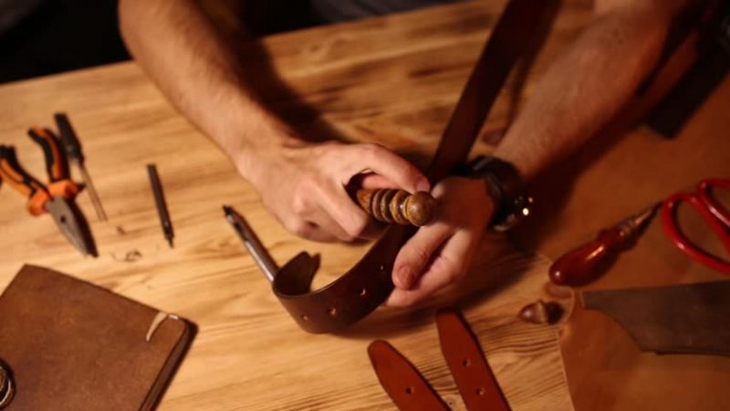 Leather Craft Singapore is Here to Enhance your Creativity Skills